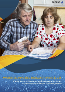 Social Return on Investment - Water Companies Transforming Lives - Full Report
