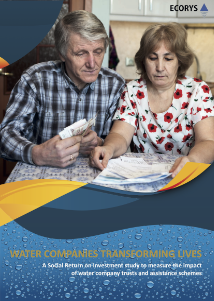 Social Return on Investment - Water Companies Transforming Lives - Summary
