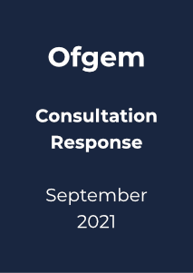 OFGEM – Consultation to review the Energy Industry Voluntary Redress Scheme