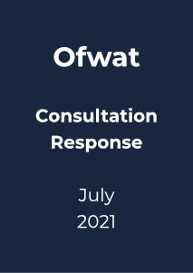 OFWAT – Guidelines for water companies in supporting residential customers pay their bill, access help and repay debts: a consultation